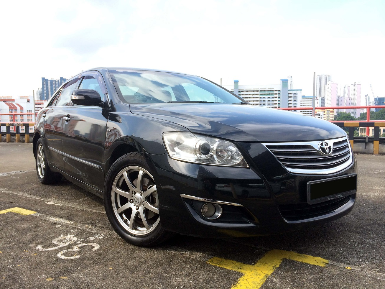 pre owned toyota camry 2 4a price revised. Black Bedroom Furniture Sets. Home Design Ideas