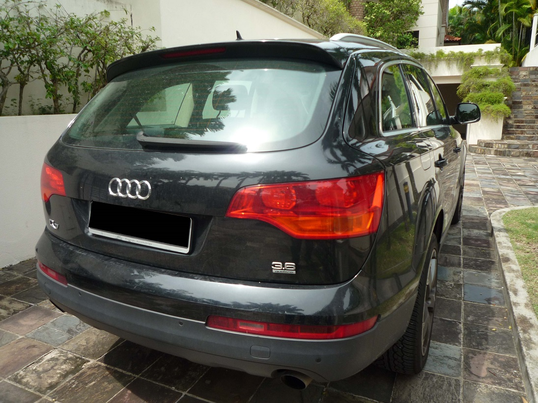 Pre-Owned Audi Q7 3.6 FSI Quattro PRICE REVISED