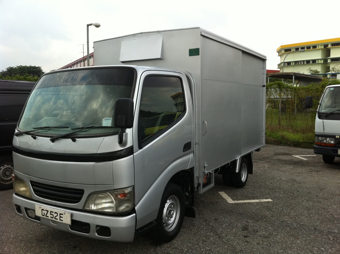 2005 Toyota Dyna 150d For Sale