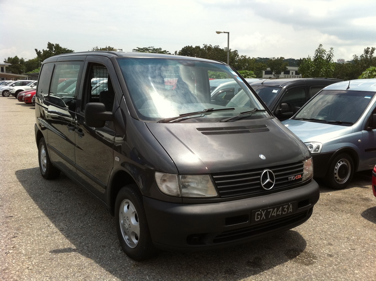 mercedes benz vito 110cdi for sale
